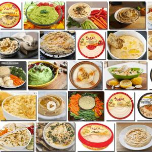 Hummus varieta