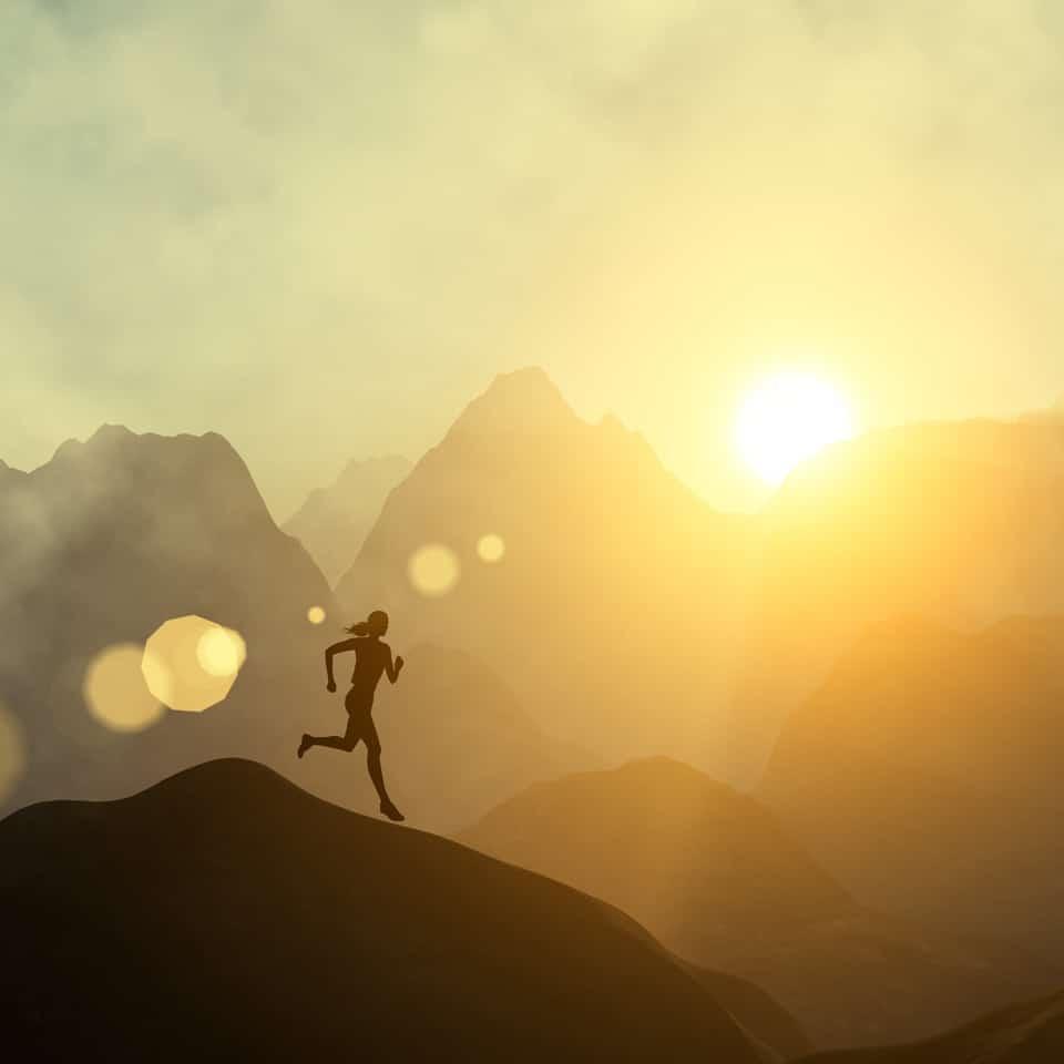 5 dôvodov, prečo je beh pre každého