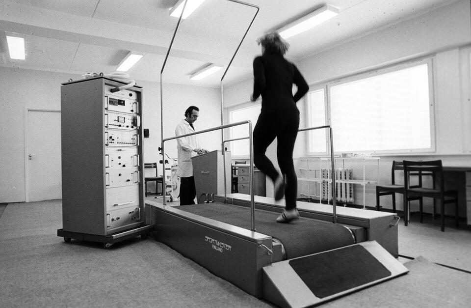 Bežiaci pás aka treadmill