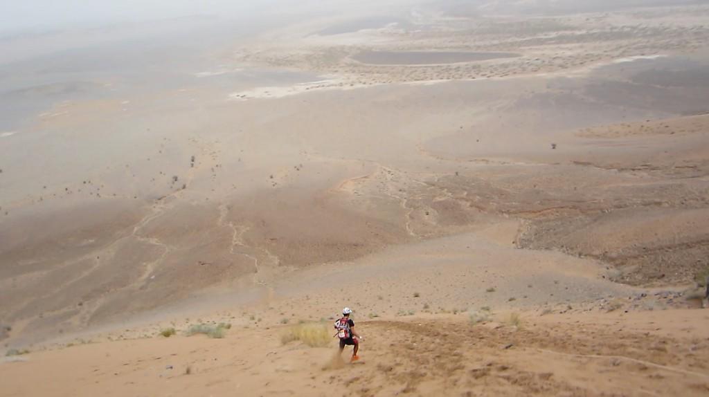 Ako behať rýchle dolu kopcom