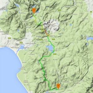 DBR2015 - Mapa 2. dňa