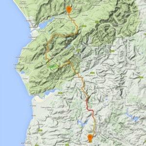 DBR2015 - Mapa 3. dňa