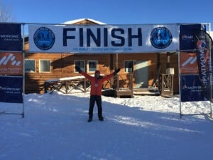 Jan Kriška vyhral Yukon Arctic Ultra 2016