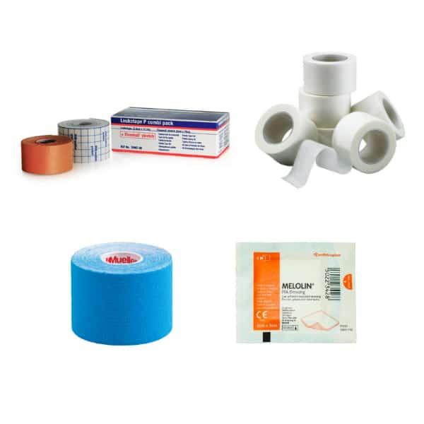 Pásky na ošetrenie pľuzgierov