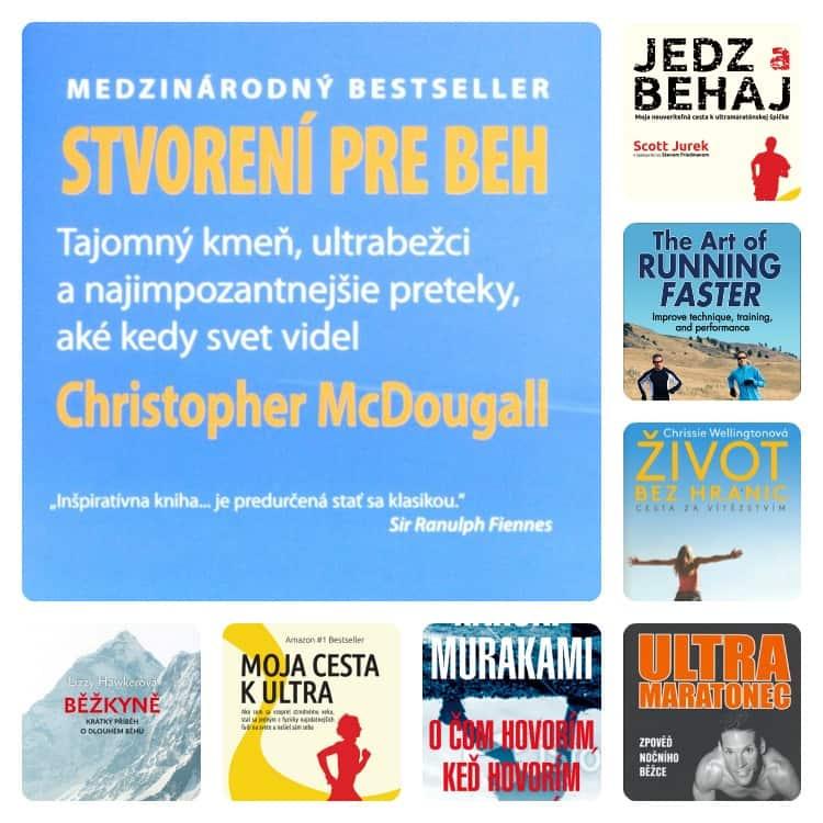 8 kníh ktoré by každý trailový bežec mal čítať