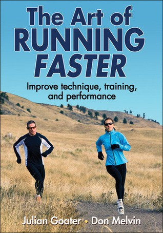 Julian Goater, The Art Of Running Faster