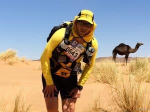 Daniel Palko - Marathon des Sables 2016 - 13
