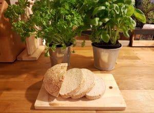 Kokosový chlieb – nutričný kráľ