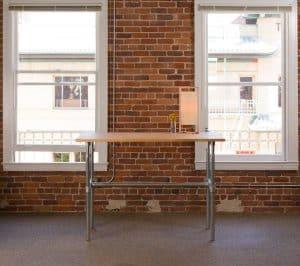 erector standing desk
