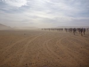 Marathon des Sables - beh Saharou