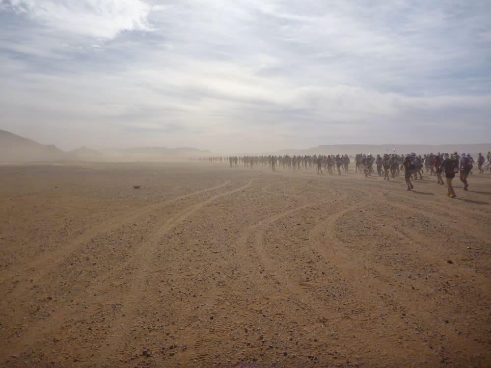 Marathon des Sables – beh Saharou