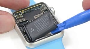 Batérie bežeckých hodiniek