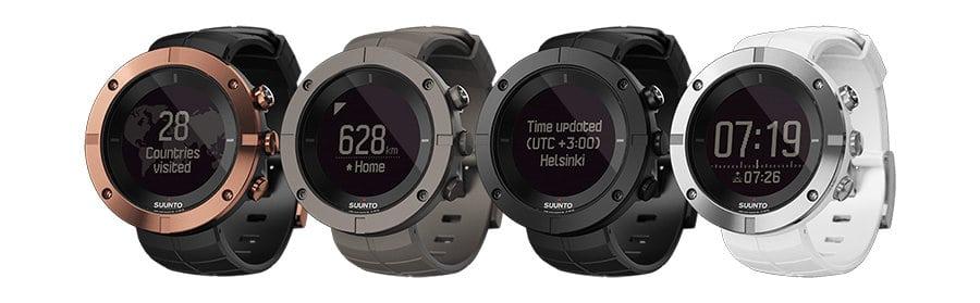 Displej bežeckých hodiniek