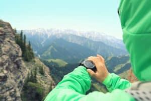 Navigácia s bežeckými hodinkami
