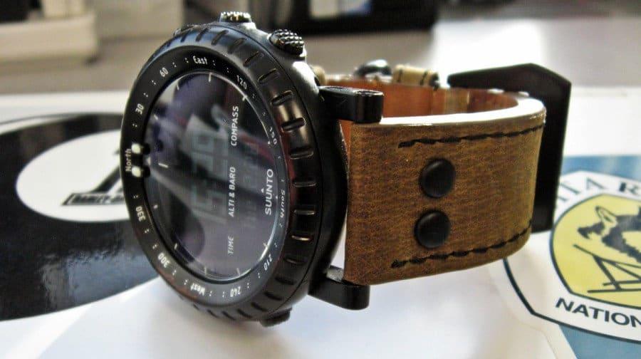 Telo bežeckých hodiniek