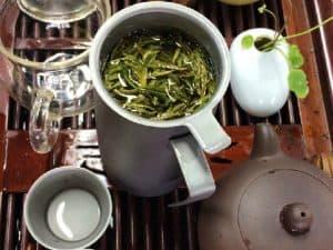 Titánový čaj