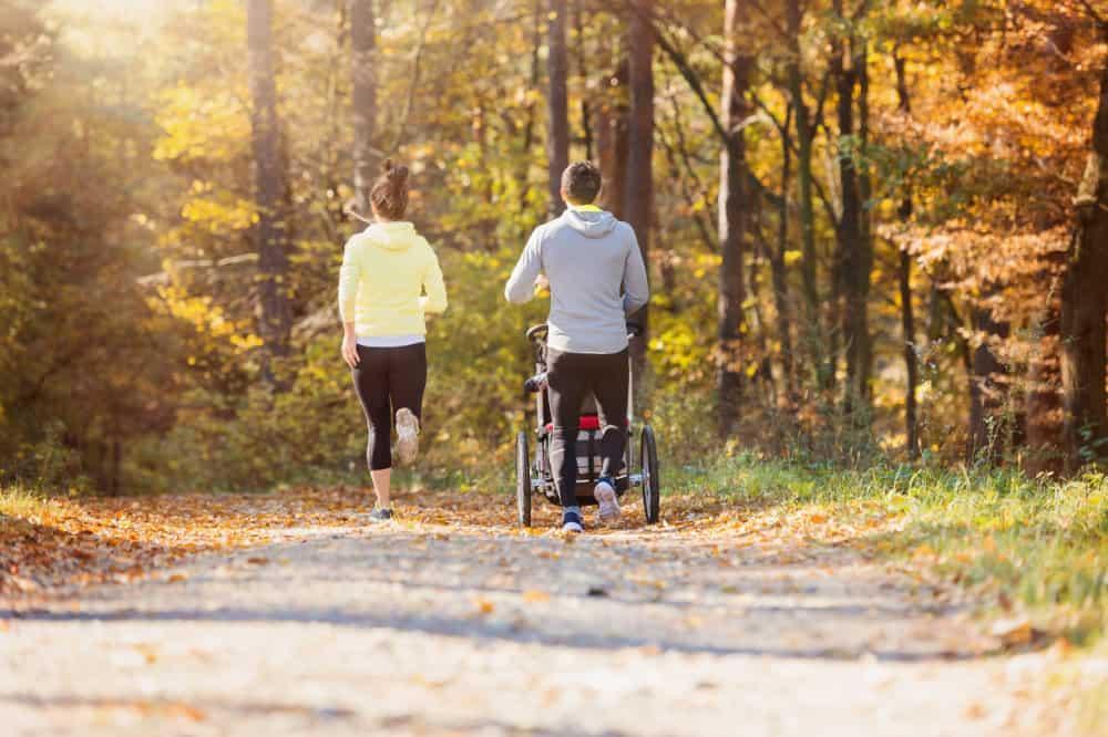 Je možné zostať aktívnym bežcom aj pri malých deťoch?