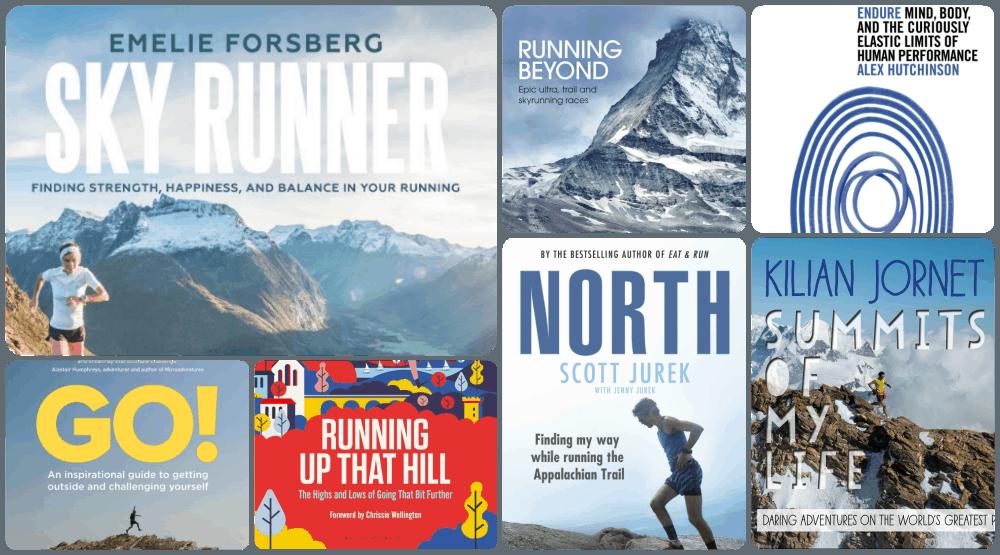 7 kníh o behaní k motivácii každého trailového bežca